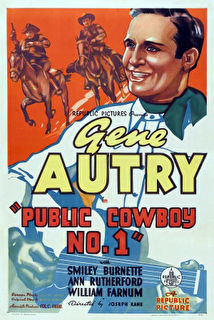 Public Cowboy No. 1 Cover