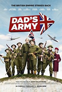 Dad's Army Cover
