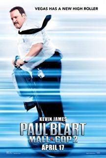 Paul Blart: Mall Cop 2 Cover