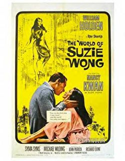 The World of Suzie Wong Cover