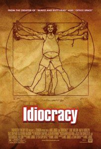 Idiocracy Cover