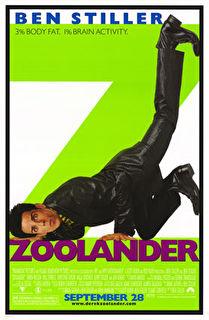 Zoolander Cover
