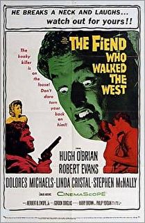 The Fiend Who Walked the West Cover
