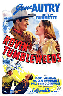 Rovin' Tumbleweeds Cover