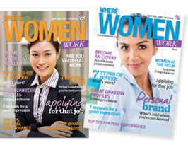 Where Women Work 2015 magazine