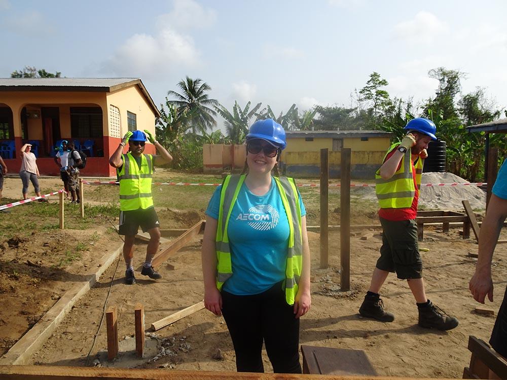 AECOM Thailand volunteering