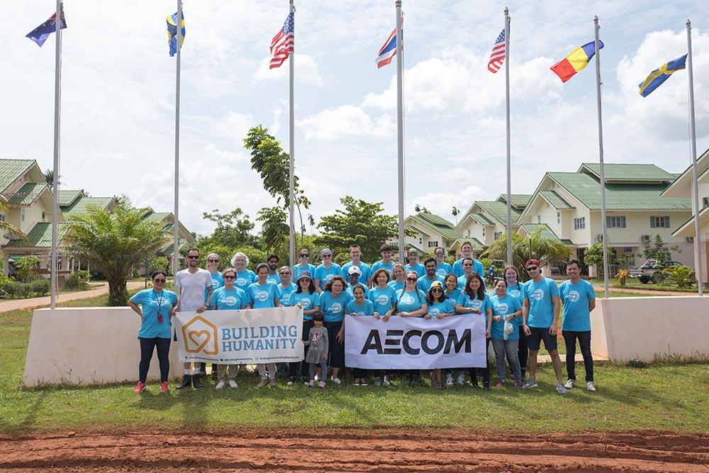 AECOM Ghana volunteering
