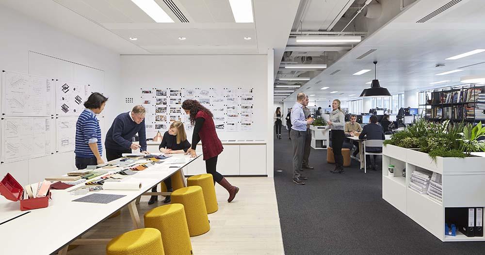 AECOM architecture design career