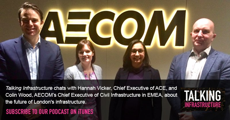 AECOM podcasts