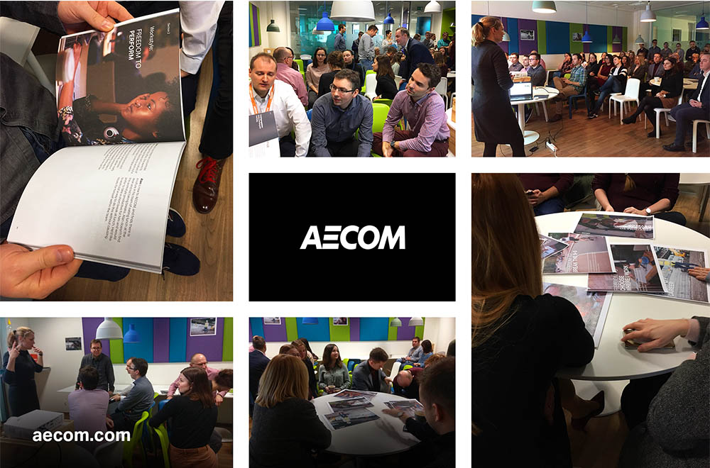 AECOM Freedom To Grow Workshops