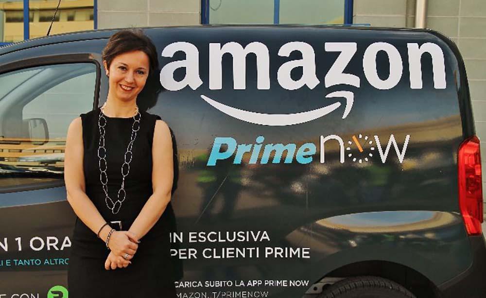 Amazon Mariangela Marseglia careers