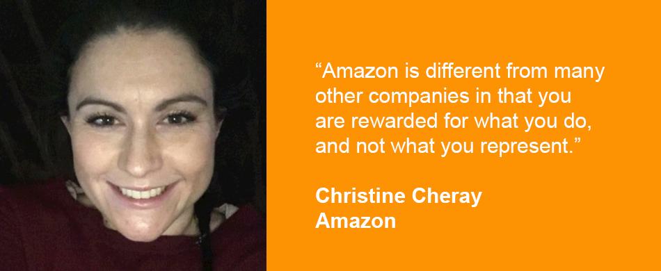 Amazon diversity inclusion