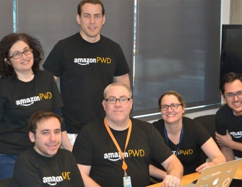 Amazon employee group disability