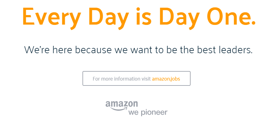 Apply for Amazon Job Vacancies