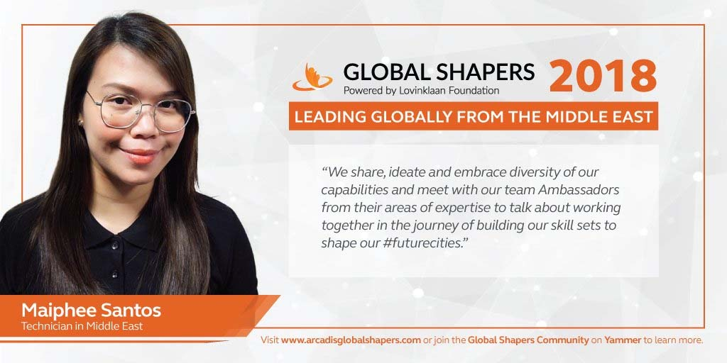 Arcadis Global Shapers