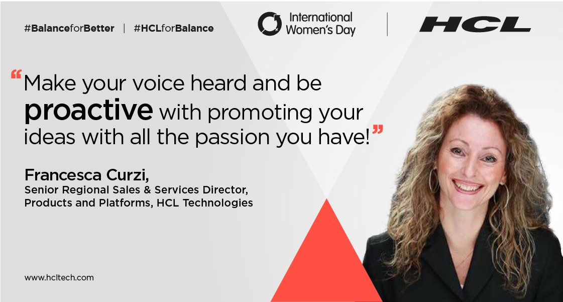 HCL women ASCEND - Francesca