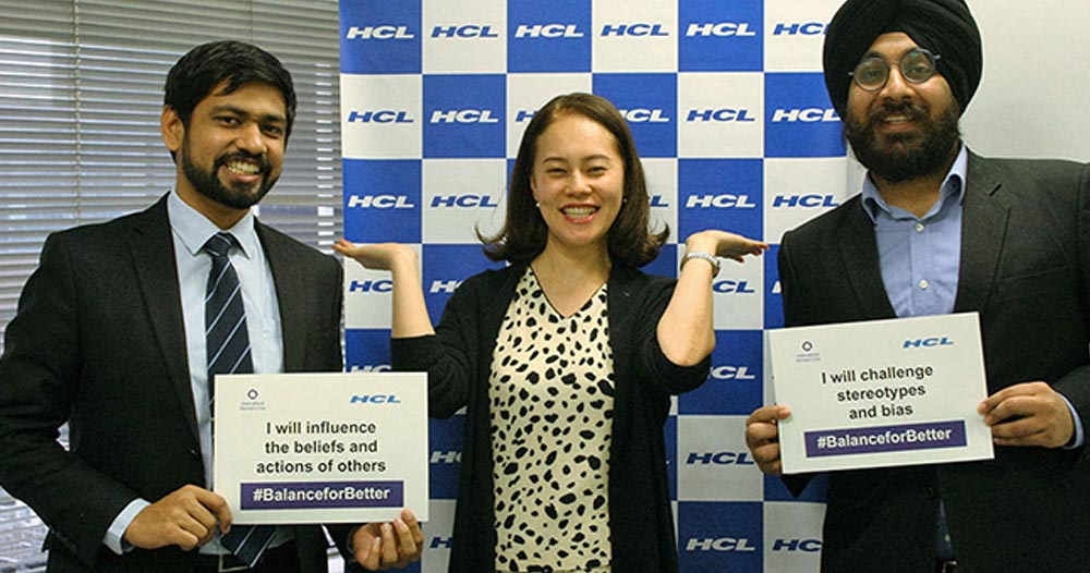 HCL womensday