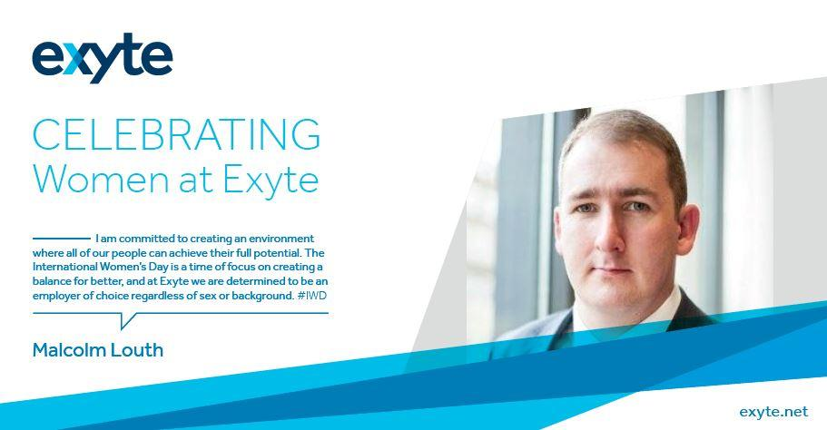 IWD - Exyte: Malcolm Louth