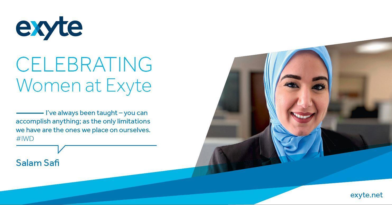 IWD - Exyte: Salam Safi