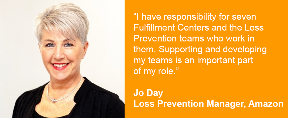 Jo Day - Loss Prevention - Amazon