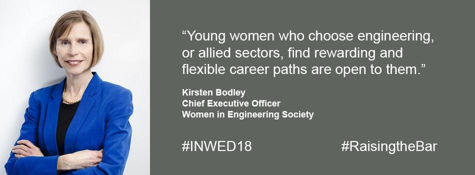 Kirsten Bodley, WES INWED STEM