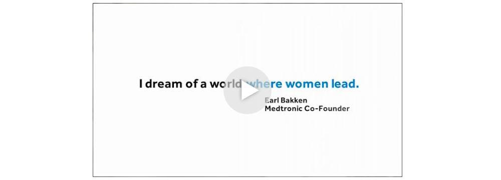 Medtronic women - Earl Bakken
