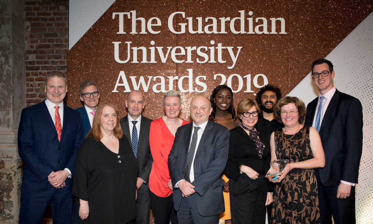NTU Guardian University of the Year