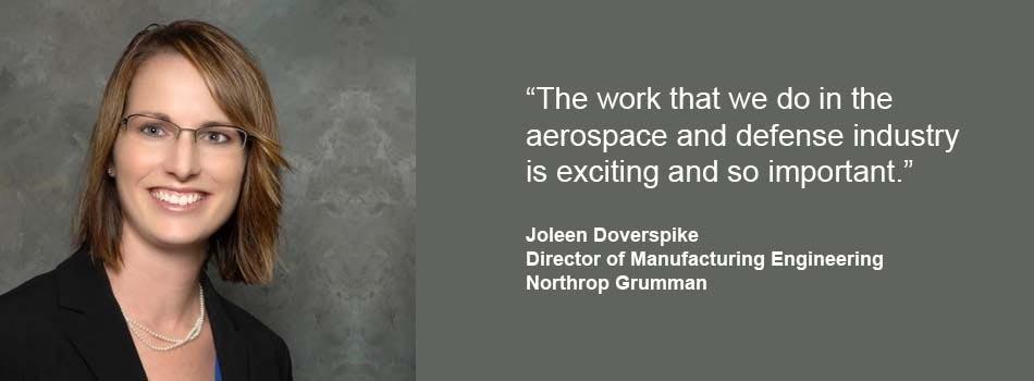 NorthropGrumman - Joleen Doverspike - stem