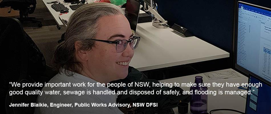 PWA - public works - Australia