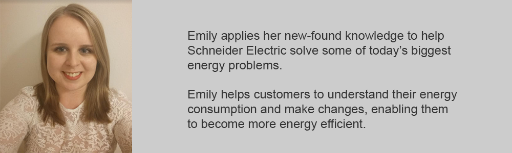 Schneider Electric - Emily - Graduate