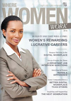 Where Women Work magazine 2016