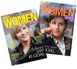 Where Women Work 2013 magazine