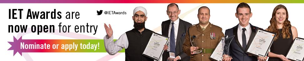 IET awards