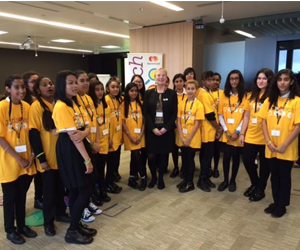 MasterCard Girls4Tech STEM