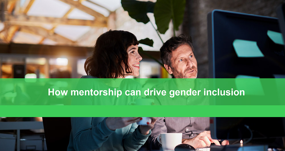 Mentoring and gender inclusion are key at Schneider Electric