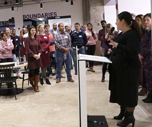 84.51° hosts opening ceremony for new Chicago office