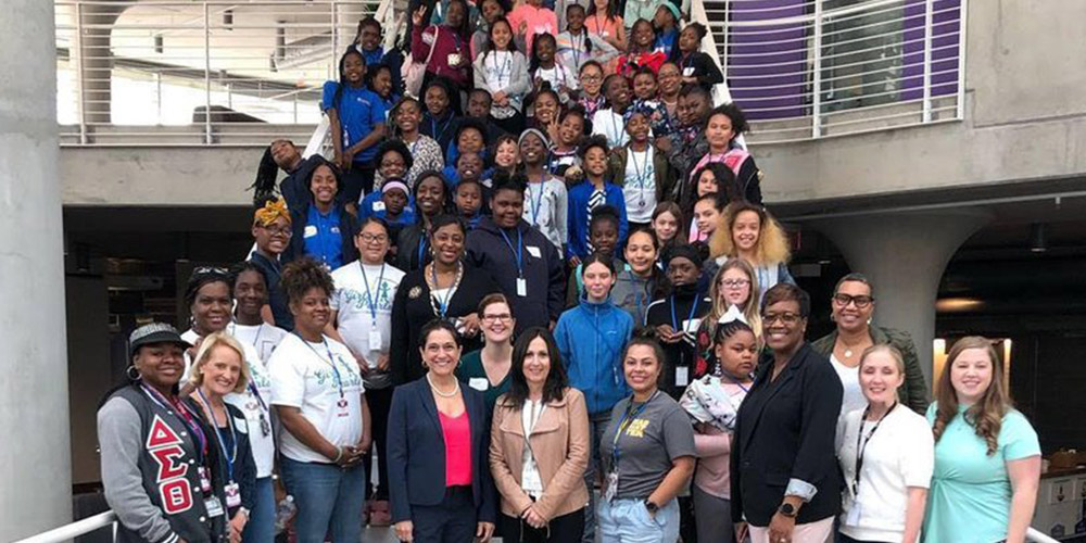 84.51° hosts STEM event for female leadership program