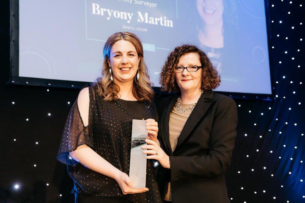 AECOMs Bryony Martin thrives as Director and Sector Leader