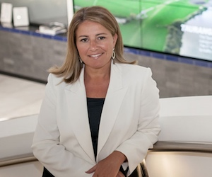 AECOM's Lara Poloni is Construction News