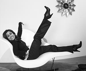 AECOM Interior Designer Elvira Muñoz enjoys culture of creativity