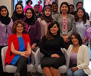 AECOM reflects on International Womens Day celebrations