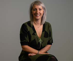 AECOM HR Director Jo Atkinson