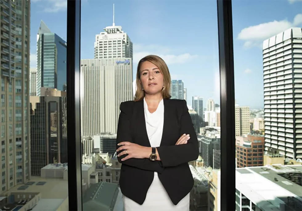 AECOM President Lara Poloni featured in Financial Review