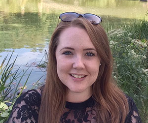Lauren Woodward is thriving as a Bid Manager with AECOM