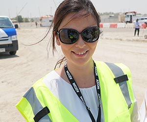 AECOM graduates give back in Middle East over Ramadan