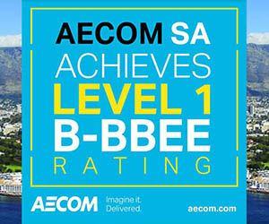AECOM BBEE procurement women, South Africa
