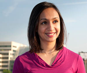 Roma Agrawal shares her great insight on brilliant AECOM podcast