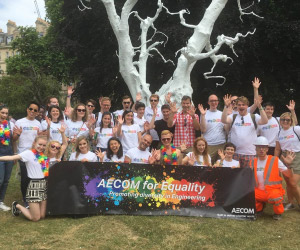 AECOM achieves impressive jump in female graduate intake