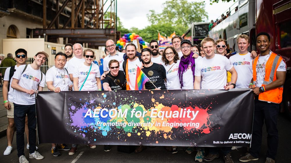 Pride in Engineering at AECOM