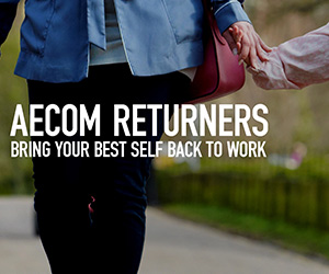 AECOM supports career returners via brilliant support programme